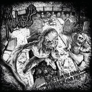 SODOMのフランク・ブラックファイアゲスト参加のポルトガルのデス・メタルがデビューEP「BACK FROM THE GRAVE STRAIGHT IN YOUR」を2月にリリース