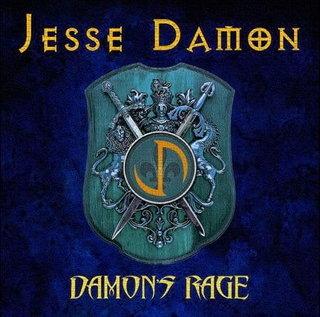 元SILENT RAGE ジェシー・デイモンの6枚目となるソロ作「DEMON'S RAGE」を2月にリリース