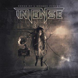 イギリスのベテラン・パワー・メタルINTENSEが4枚目「SONGS OF A BROKEN FUTURE」を3月27日にリリース