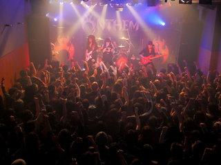 ANTHEMの35周年記念第一弾『PROLOGUE 1』@表参道GROUND ライブ・リポート