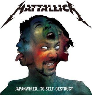 アジア唯一のメタリカ公認トリビュート・バンド「HATTALLICA」のワールドツアーが決定!【伊藤政則氏からのメッセージも到着】