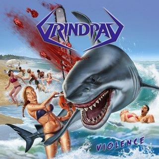 オランダの5人組スラッシュ・メタルGRINDPADがデビュー作「VIOLENCE」を3月20日にリリース