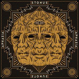 キプロス共和国出身の5人組ドゥーム/ストーナー・メタル・バンド STONUSが1st「APHASIA」をリリース
