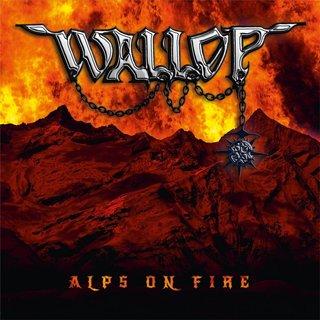 80年代に活躍したドイツの正統派メタルWALLOPが復活アルバム「ALPS ON FIRE」を4月24日にリリース