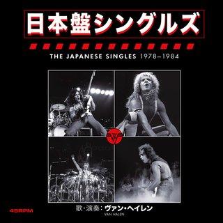 VAN HALENの7インチ・シングル・ボックス・セット「日本盤シングルズ 1978-1984」の発売日が4月15日に決定!
