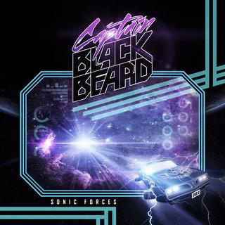 スウェーデンのメロディアス・ハードロック・バンドCAPTAIN BLACK BEARDが4th「SONIC FORCES」を4月24日にリリース