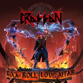 豪のグラム・ロッカー、ジェイソン・クロッソンによるプロジェクトCROSSONが3rd「ROCK 'N ROLL LOVE AFFAIR」をリリース