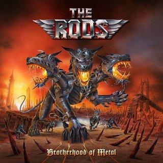 NYのベテラン、メタル・バンドTHE RODS「BROTHERHOOD OF METAL」の日本盤リリース!