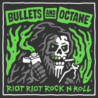 元GUNS N' ROSESのギルビー・クラークに見出されたUS出身のハードロック・バンドBULLETS AND OCTANEが7th「RIOT RIOT ROCK N ROLL」をリリース