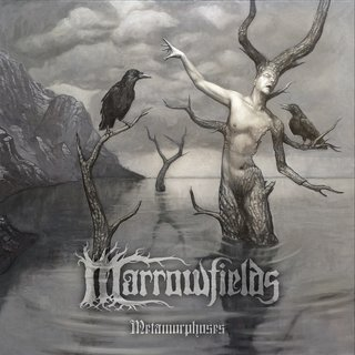 USの5人組アトモスフェリック・ドゥームメタル・バンド MARROWFIELDSがデビュー作「METAMORPHOSE」をリリース
