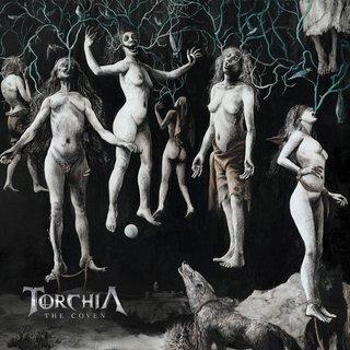 フィンランドのメロディック・デス・メタルTORCHIAの「THE COVEN」の日本盤が5月13日に日本リリース!