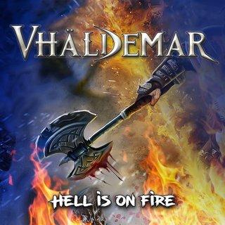 """スペインのパワー・メタルVHÄLDEMAR がシングル""""Hell Is On Fire""""をリリース アルバムは10月発売予定"""