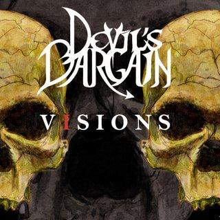 ベルギーを拠点に活動する多国籍正統派バンド、DEVIL'S BARGAINがデビュー作「VISIONS」をリリース
