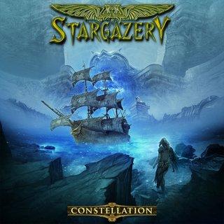 元MICHAEL SCHENKER GROUPのヤリ・ティウラ<vo>等フィンランドの猛者達が参加 メロディック・メタルSTARGAZERYが3rd「CONSTELLATION」を5月29日にリリース