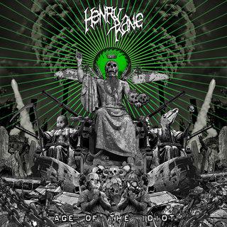 初期スウェディシュ・デス・メタル重要バンドWOMBBATHのジョニー・ペッテションによるソロ・プロジェクトHENRY KANEが2nd「AGE OF THE IDIOT」を5月22日にリリース