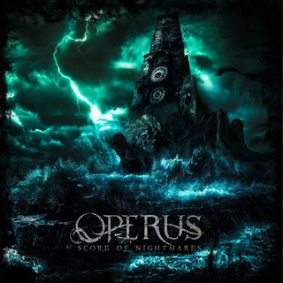 ANNIHILATOR、VITAL REMAINS、SKULL FIST等の元/現メンバーが在籍するOPERUSが2nd「SCORE OF NIGHTMARES」を6月19日にリリース