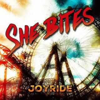 『WACKEN OPEN AIR』を立ち上げたSKYLINEの 元ギタリスト ラーズ・ケーニッヒが率いるSHE BITESがデビュー作「JOYRIDE」を6月19日にリリース