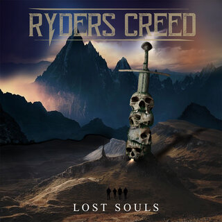 イギリスの大規模フェスティヴァル『HARD ROCK HELL』併催のコンテストで 2度の受賞歴を誇るRYDERS CREEDが2nd「LOST SOULS」をリリース