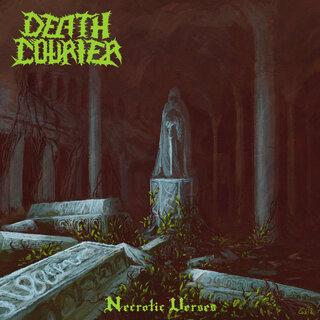 ギリシャでデス・メタルを最初期にプレイしたと称されるDEATH COURIERが再結成第2弾となる3rd「NECROTIC VERSES」を6月5日にリリース
