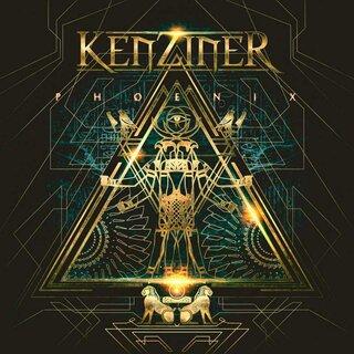 フィンランド出身の技巧派ギタリスト、ヤーノ・ケスキネン率いるネオ・クラシカル/パワー・メタルKENZINERが復活第2弾となる4th「PHOENIX」を6月26日にリリース