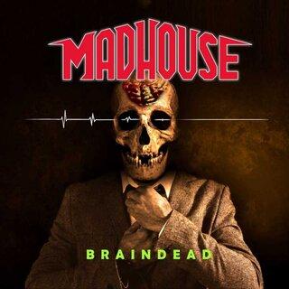 1987年結成のドイツの正統派MADHOUSEが復活第2弾となる2nd「BRAINDEAD」を6月12日にリリース