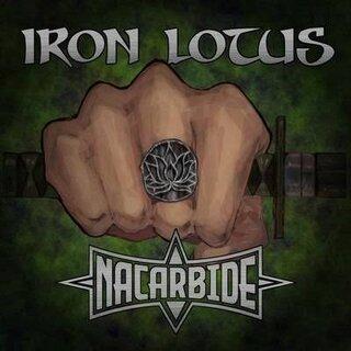 タイのバンコクを拠点に活動する日本人バンドNACARBIDEがアジアを震撼させる最新作「Iron Lotus」日本盤を6月10日にリリース!