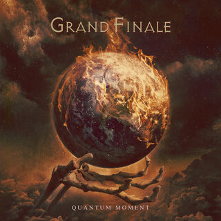 YASU (Ba:AZRAEL)率いる女性Voメロディック・メタルGRAND FINALE 2ndアルバム「Quantum Moment」、Repentlessより2020年8月19日(水)リリース!