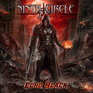 RIOT Vの現メンバー3人等がゲスト! NINTH CIRCLEが4th「ECHO BLACK」を6月26日にリリース