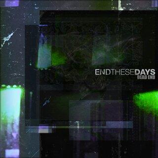 2018年度「韓国大衆音楽賞」 最優秀メタル&ハードコア部門にノミネートのメタルコア/ポスト・ハードコアEND THESE DAYSが最新EP「DEAD END」をデジタル配信にてリリース