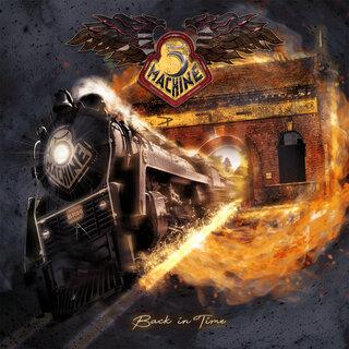 ブラジルの男女混成6人組AOR/メロディアス・ハード ロック5TH MACHINEがデビュー作「BACK IN TIME」をリリース