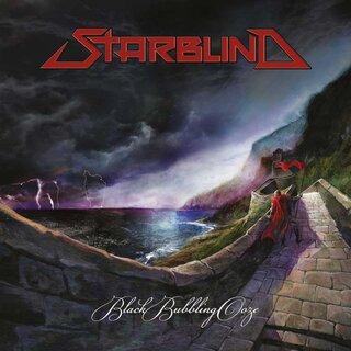 スウェーデンのIRON MAIDENウォーシッパーSTARBLINDが4th「BLACK BUBBLING OOZE」を7月31日にリリース