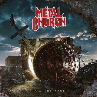 USメタルの重鎮METAL CHURCHが電撃復帰したマイク・ハウ時代の貴重音源・未発表曲集「FROM THE VAULT」を蔵出しリリース!日本盤は8月5日発売