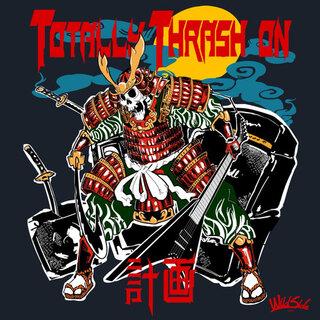 【7月26日21時まで受付】WildSideTokyo主催イベント『TOTALLY THRASH ON 計画』Tシャツ販売 参加バンドの音源収録のCD-R付!