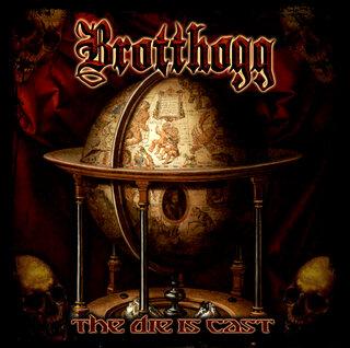 ノルウェーのブラック・メタル SUBLIRITUMのモーエン兄弟擁するBROTTHOGGが2nd「THE DIE IS CAST」をリリース