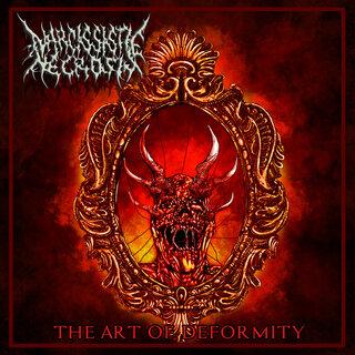 カナダのブルータル・デス・メタル NARCISSISTIC NECROSISがデビュー作「THE ART OF DEFORMITY」を8月28日にリリース