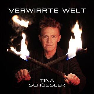 ドイツ出身の女子ボクシング、キック・ボクシングで輝かしいキャリアを築いた 異色の肉体派女性ロッカー、ティナ・シュスラーがデビュー作「VERWIRRTE WELT」を9月11日にリリース