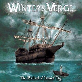 キプロスのエピック・パワー・メタルWINTER'S VERGEが 約3年ぶりとなる7th「THE BALLAD OF JAMES TIG」を9月11日にリリース