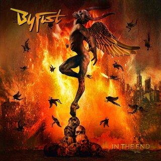 元METAL CHURCHのデイヴィット・ウェイン<vo>率いるREVERENDの元メンバー在籍のBYFISTがデビュー作「IN THE END」を9月25日にリリース