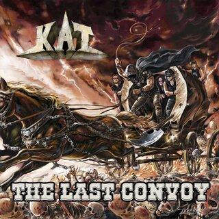 """1979年結成のポーランド最古参メタル・バンドKATが企画盤「THE LAST CONVOY」を9月25日にリリース! ティム""""リッパー""""オーウェンズがゲスト参加"""