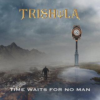 TEN、トニー・ミルズ(元SHY~TNT)の アルバム等に参加の ニール・フレイザーのプロジェクトTRISHULAが2nd「TIME WAITS FOR NO MAN」を9月25日にリリース
