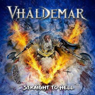 スペインのパワー・メタルVHÄLDEMARが6th「STRAIGHT TO HELL」の国内盤を11月25日にRed Rivet Recordsよりリリース!