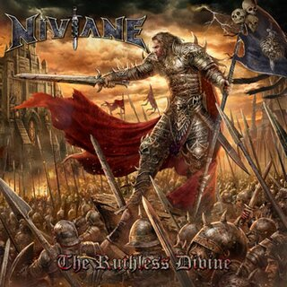 USの6人組パワー・メタルNIVIANEが2nd「THE RUTHLESS DIVINE」を10月30日にリリース