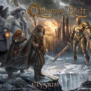 元GALNERYUSのYAMA-B<vo>を迎えたタイのメロディック・スピード・メタルMELODIUS DEITEが4th「Elysium」をSPIRITUAL BEASTより10月23日にリリース!