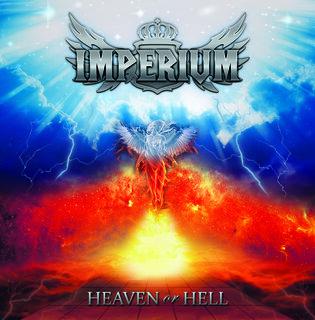フィンランド人ドラマーのミカ・ブルシェーンによるAOR/メロディアス・ハードロックの職人達を集めたプロジェクトIMPERIUMが3rd「HEAVEN OR HELL」を10月30日にリリース