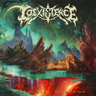 イタリア出身のプログレッシヴ・デス・メタル COEXISTENCEがデビュー作「COLLATERAL DIMENSION」を10月23日にリリース