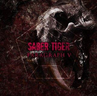 結成40周年を迎える北の凶獣 SABER TIGER、40周年記念作品となる「PARAGRAPH Ⅴ」、2021年1月20日(水) リリース!