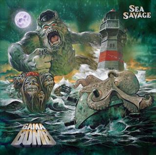 2019年の来日公演が大盛況だったGAMA BOMBの7th「SEA SAVAGE」の日本盤がSPIRITUAL BEASTより12月4日にリリース!