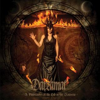 シンフォニック・ブラック/ゴシック・メタルDARZAMATによる11年ぶりのアルバム「A PHILOSOPHER AT THE END OF THE UNIVERSE」の国内盤が12月2日リリース