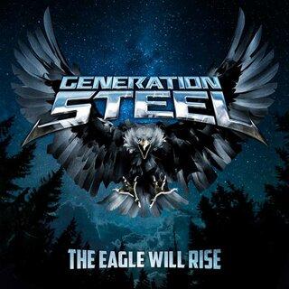 ドイツの5人組ヘヴィ・メタル・バンドGENERATION STEELが ウヴェ・ルイスをプロヂューサーに迎えデビュー作「THE EAGLE WILL RISE」を1月22日にリリース