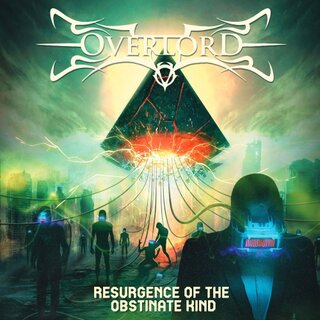 バングラディッシュの6人組メロディック・デス・メタル・バンドOVERLORDが結成10年目にデビュー作「RESURGENCE OF THE OBSTINATE KIND」をデジタル配信にてリリース
